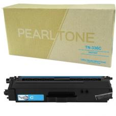 Compatible Brother TN-336 Toner Cyan (EHQ)