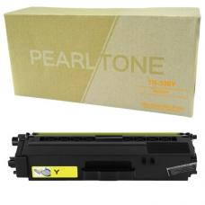Compatible Brother TN-336 Toner Jaune (EHQ)
