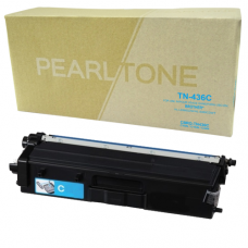 Compatible Brother TN-436 Toner Cyan HY (EHQ)