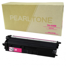 Compatible Brother TN-436 Toner Magenta HY (EHQ)
