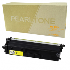 Compatible Brother TN-436 Toner Jaune HY (EHQ)