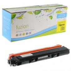 Compatible Brother TN-210 Toner Jaune Fuzion (HD)