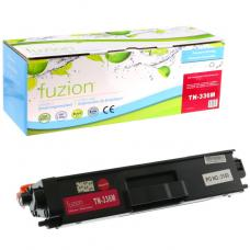 Compatible Brother TN-336 Toner Magenta Fuzion (HD)