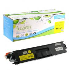 Compatible Brother TN-336 Toner Jaune Fuzion (HD)