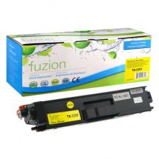 Compatible Brother TN-339 Toner Jaune HY Fuzion (HD)