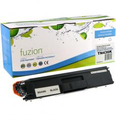 Compatible Brother TN-436 Toner Noir HY Fuzion (HD)