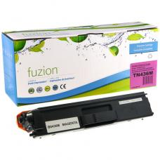 Compatible Brother TN-436 Toner Magenta HY Fuzion (HD)