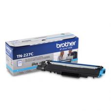 Original Brother TN-227 Toner Cyan