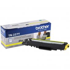 Original Brother TN-227 Toner Yellow