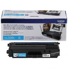 Original Brother TN-339 Toner Cyan HY