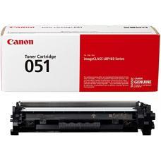 Original Canon 2168C001 (051) Noir
