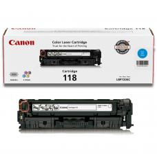 Original Canon 2661B001AA (118) Cyan