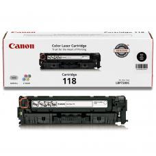 Original Canon 2662B001AA (118) Noir