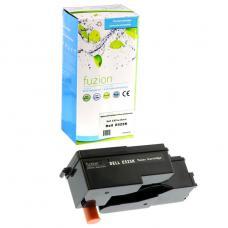 Compatible Dell 593-BBJX Toner Noir Fuzion (HD)