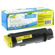 Compatible Dell 3P7C4 High Yield Toner Jaune Fuzion (HD)