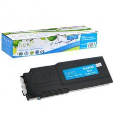 Dell, 593-BCBF, Toner Cyan, Fuzion (HD)