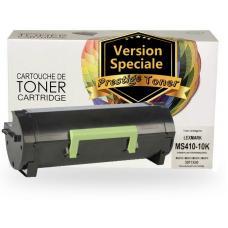 Réusinée LEXMARK 50F1X00 (501X) Certifiée Prestige Toner
