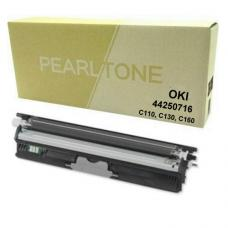 Compatible OKI C110 / 130 / MC160 Tone Noir 2.5k (HD)