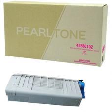 Compatible Okidata 43866102 Toner Magenta (EHQ)