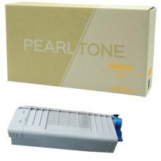 Compatible Okidata 43866101 Toner Jaune  (EHQ)