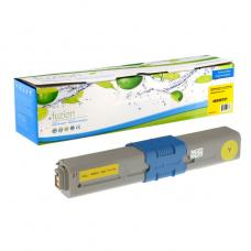 Compatible Okidata 46508701 Toner Yellow Fuzion (HD)