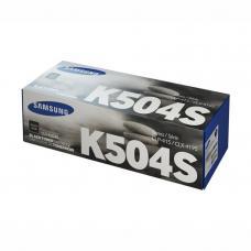 Original Samsung CLT-K504S Noir Toner