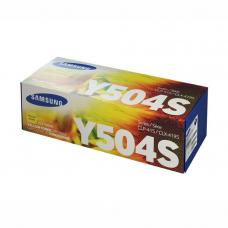 Original Samsung CLT-YC504S Jaune Toner