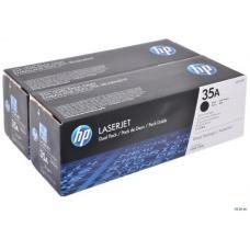Originale HP CB435AD (35A) / Duo Pack