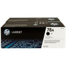 Originale HP CE278D (78A) Toner / Duo Pack