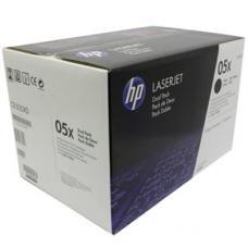 Genuine HP CE505XD (05X) / Duo Pack