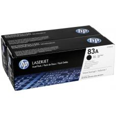 Originale HP CF283AD (83A) Duo Pack