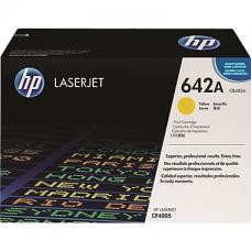 HP CB402A,642A Toner Jaune