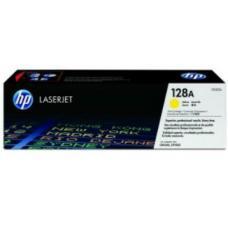 Originale HP CE322A (128A) Toner Jaune
