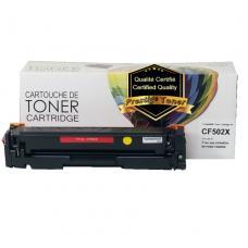 Compatible HP CF502X (202X) Toner Jaune Prestige Toner