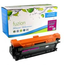 Recyclée HP CE253A (504A) Toner Magenta Fuzion (HD)