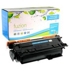 Recyclée HP CE261A (648A) Toner Cyan Fuzion (HD)