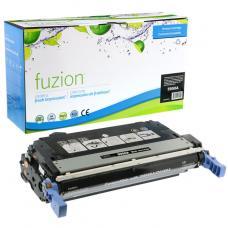 Recyclée HP Q5950A, Q6460A (644A) Toner Noir Fuzion (HD)