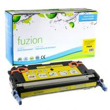 Recyclée HP Q7582A (503A) Toner Jaune Fuzion (HD)