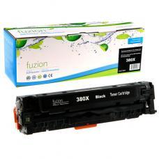 Recyclée HP CF380X (312X) Toner Noir Fuzion (HD)