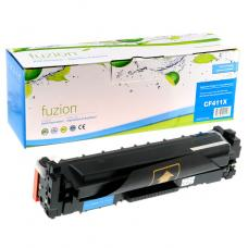 Compatible HP CF411X Toner Cyan Fuzion (HD)