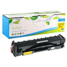 Compatible HP CF512A Toner Cyan Fuzion (HD)