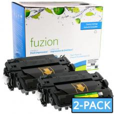 Compatible HP CE255X Twin Pack Toner Fuzion (HD)