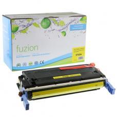 Réusiné HP C9722A Toner Jaune Fuzion (HD)
