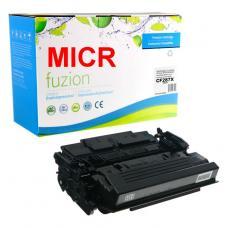 Réusinée HP CF287X Toner Fuzion (MICR)
