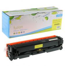Compatible HP CF402X Toner Jaune Fuzion (HD)
