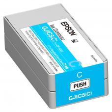 Epson GP-C831 Cyan Ink Cartridge GJIC5 (C)