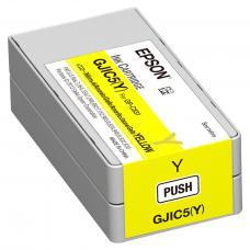 Epson GP-C831 Jaune Ink Cartridge GJIC5 (Y)