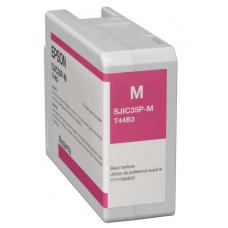 Epson SJIC35P-M, Magenta Ink Cartridge SJIC35P (M)