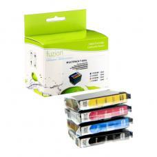 Compatible Epson T069x Ensemble de 4 couleurs N°69 Fuzion (HD)