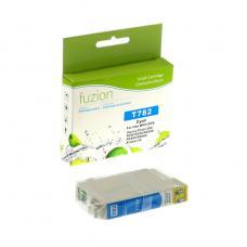 Compatible Epson T0782 N°78 Cyan Fuzion (HD)